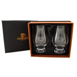 Glencairn officiel verre de Whisky - Lot de 2 - Coffret Prestige …
