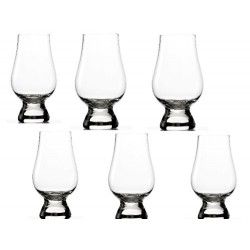 Glencairn Glass Lot de 6 verres à whisky