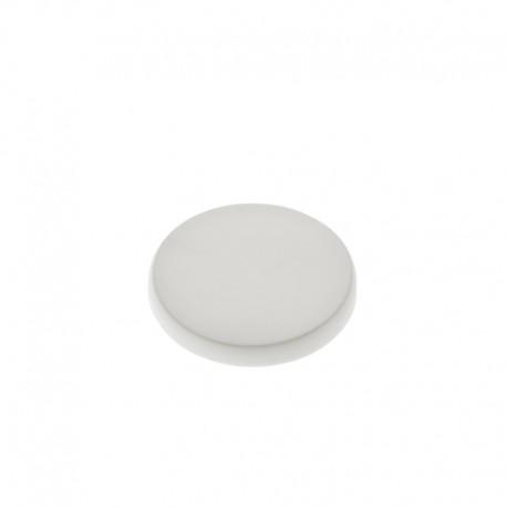 Couvercle pour Pot Yaourt - Lot de 24 couvercles PVC - pour Pots de Yaourt contenance 143 ML