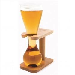 Verre à Bière Quarter Yard Beerology