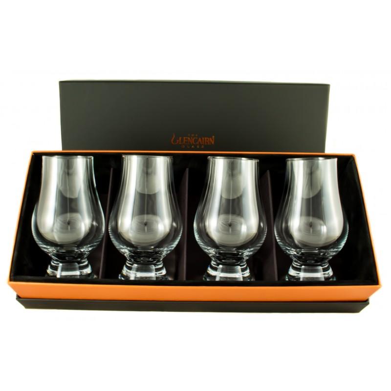 coffret prestige glencairn officiel verre de whisky lot de 4 zekebe. Black Bedroom Furniture Sets. Home Design Ideas