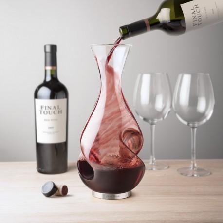 Carafe à vin La GRANDE Enigme - Final Touch - WDA650 Conundrum 750 ml