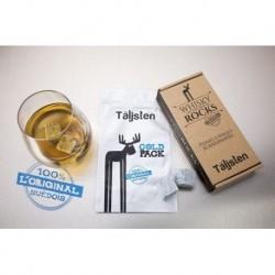 Le glaçon pierre pour whisky taljsten
